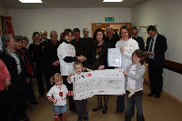 Bletchingley Playground Friends Receive High Sheriff Youth Award