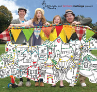 Farnham Maltings presents