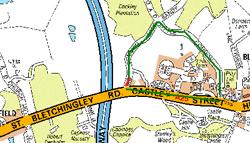 Surrey County Council Notice – Road Traffic Temporary Order