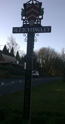 Bletchingley Village Sign