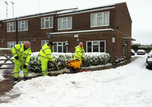 Join our Snow Angel scheme