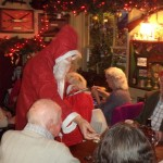 Why not join us? Bletchingley annual Xmas and New Year lunch for over 60's