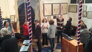 St Mary's Church has Two New 'Bells'