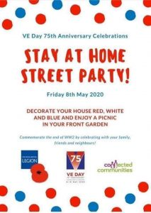VE Day 75th Anniversary – Stay at Home Street Party